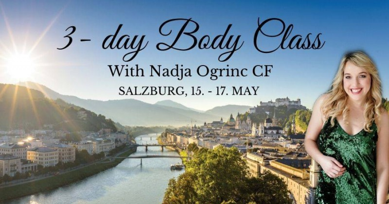 Access 3-day Body Class with Nadja in Salzburg