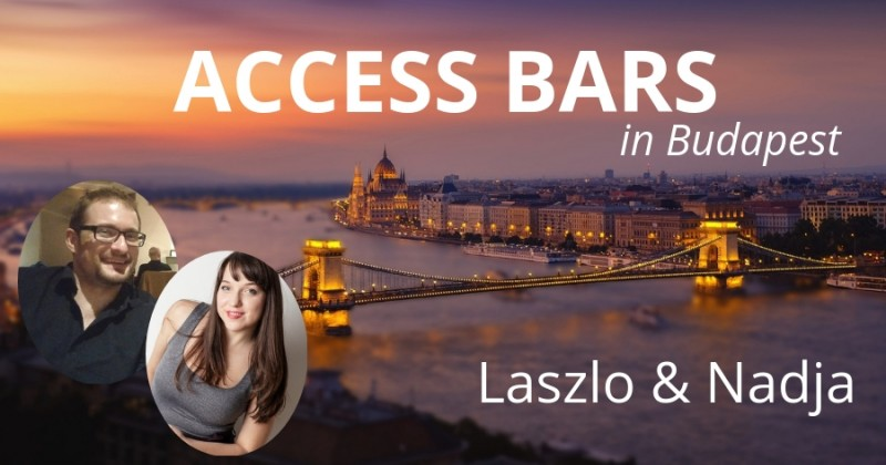 Access Bars in Budapest