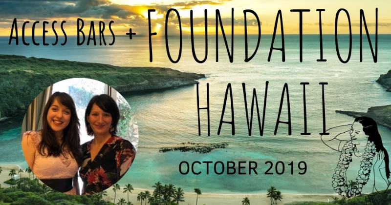 HAWAII: New Foundation with Nadja & Ana