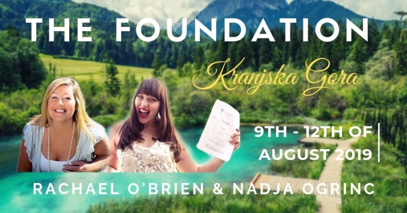 New Foundation with Nadja & Rachael