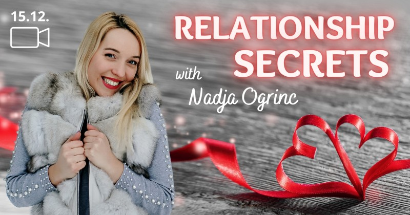 Online Class with Nadja: Relationship Secrets