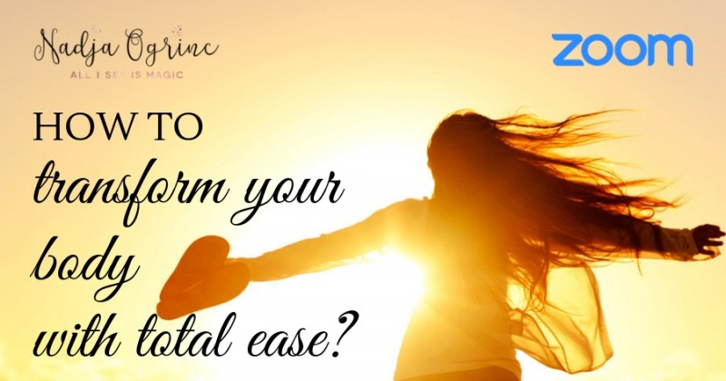 Online: How to transform your body with total ease?