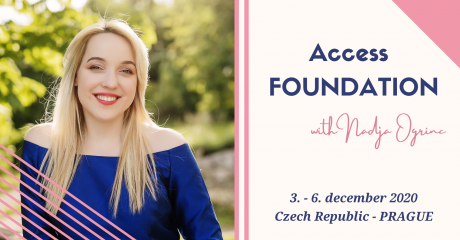 Prague: Foundation with Nadja Ogrinc